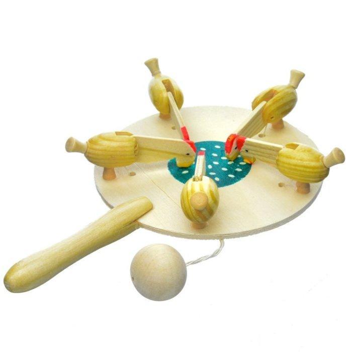 Типичная богородская игрушка (современный вариант). /Фото:perunica.ru