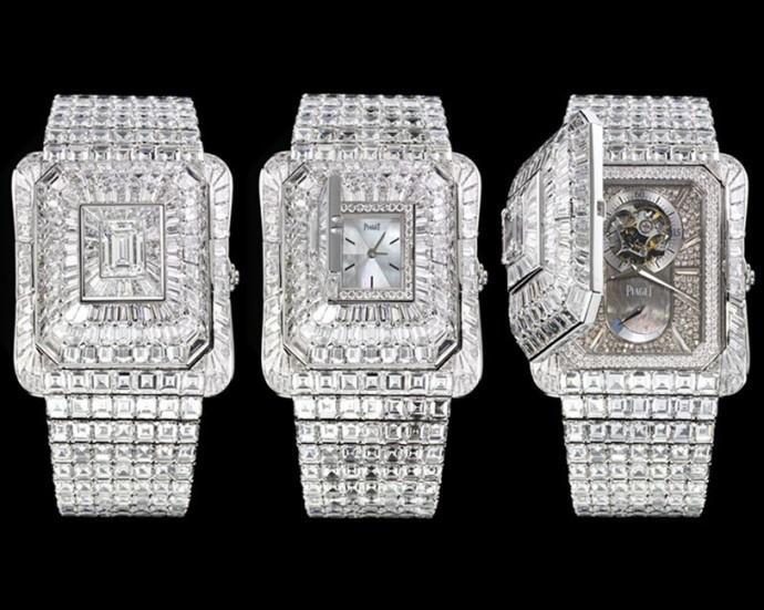Интересовались ли вы, какие самые дорогие и самые недоступные наручные часы в мире?