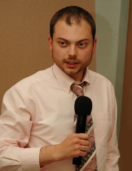 Владимир Кара-Мурза (2015)  Фото:wikipedia.org