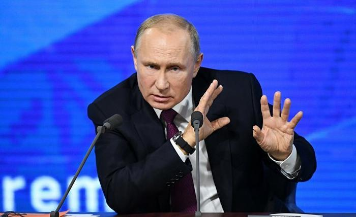 Путин \ ИноСМИ