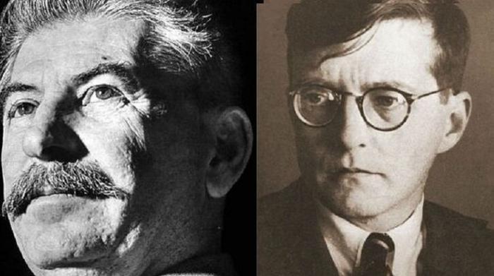 Сталин и Шостакович – братья по оружию