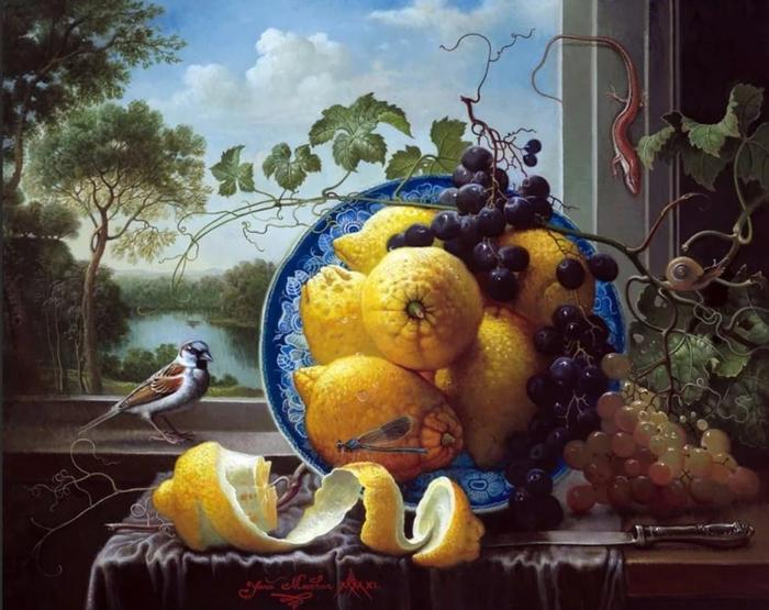 художник Яна Мовчан (Yana Movchan) картины – 14