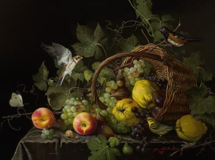 художник Яна Мовчан (Yana Movchan) картины – 18