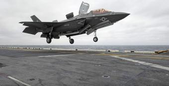 Турция намерена закупить у США 120 истребителей F-35: Эрдоган