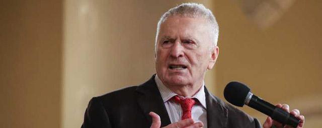 Жириновский поделился мыслями об уничтожении Германии, Навальном и революции