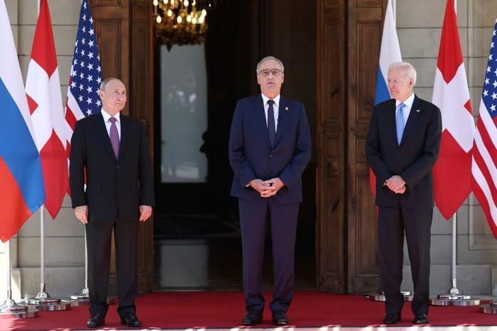 Саммит в Женеве, Путин, Байден, Пармелен., 16.06.21.jpg
