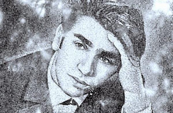 Борис Буряца.