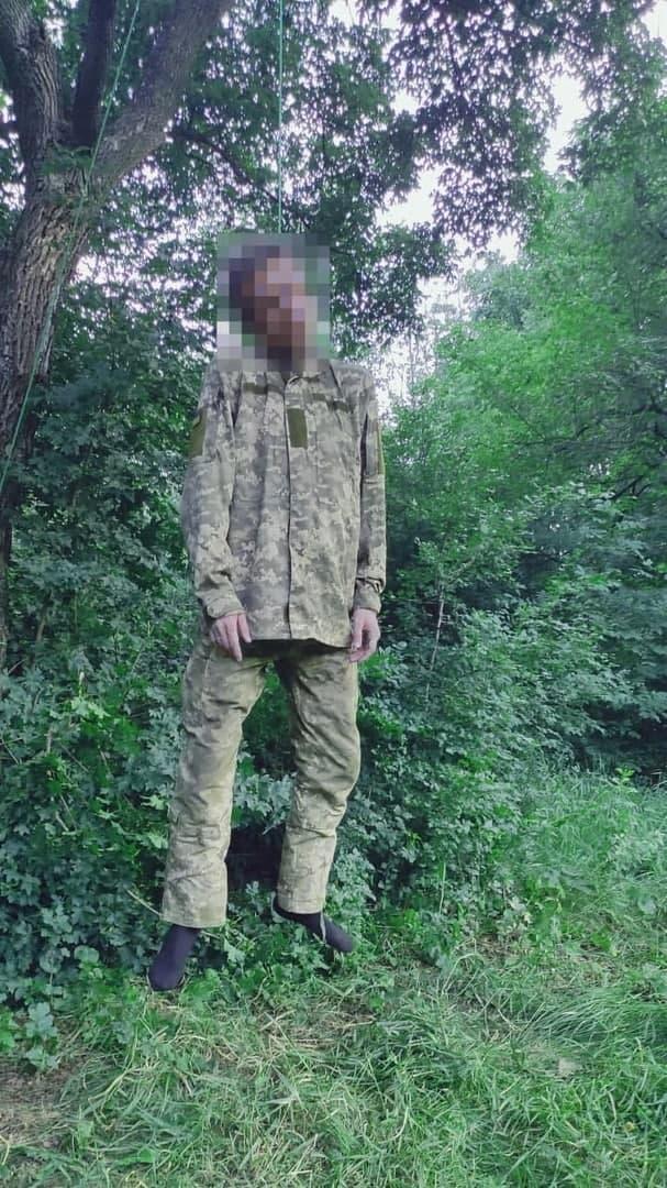 Небоевые потери ВСУ: от пьяных стрельб до самоубийств