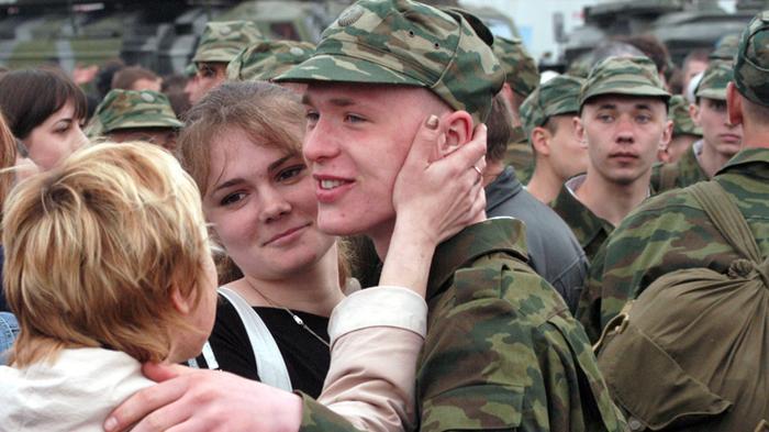 Уж в армию невтерпёж: Взятка как способ попасть в строй