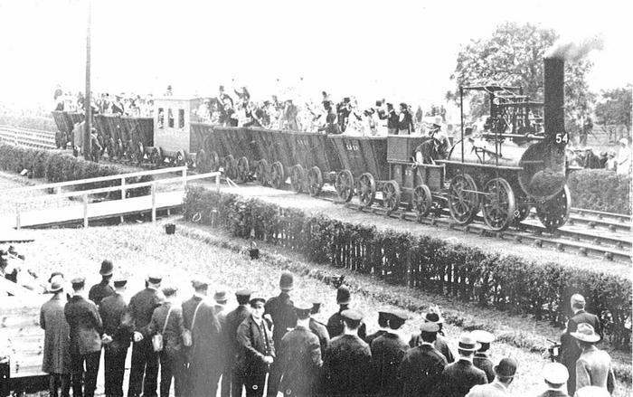 Железная дорога Стоктон Дарлингтон