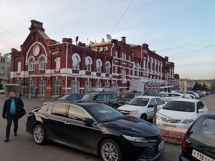 Типичная Саратовская архитектура