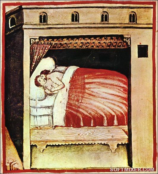 Секс втроем статьи в средние века