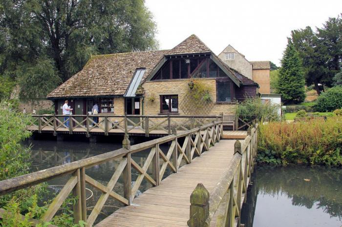 Байбери – самая красивая деревня Англии (17 фото)