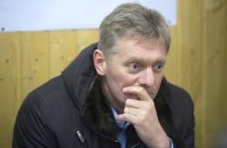Путин наказал Пескова за ошибку во время «прямой линии»