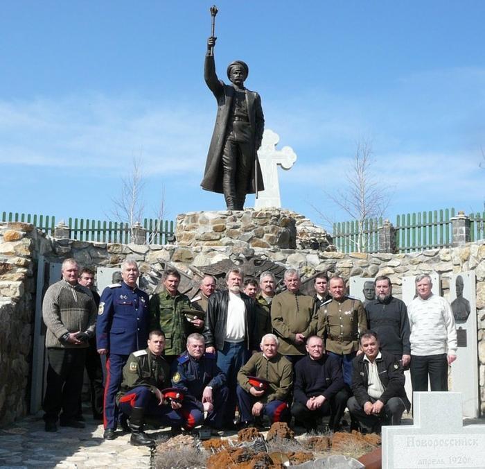 Памятник атаману краснову в ростовской области заказать памятник цены челябинск