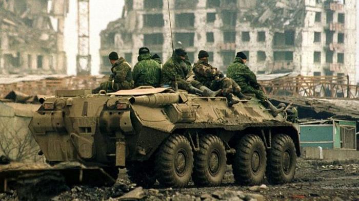 Как американские военные вели подрывную деятельность в Чечне