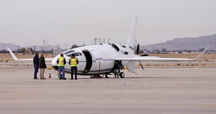 Таинственный самолёт-пуля Celera 500L готовится к первому полёту