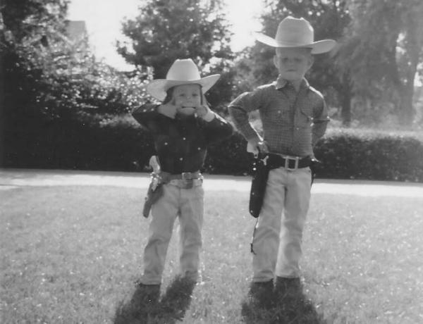 Прирожденные ковбои: «Техас» с младшей сестрой в Далласе