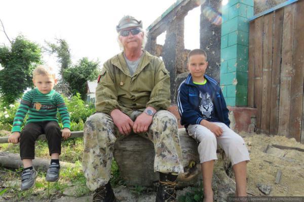 Ковбой Рассел связал свою судьбу с Русским миром