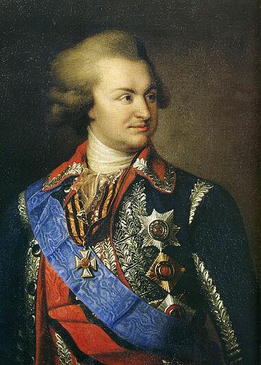 Григорий Александрович Потёмкин (1739-1791)