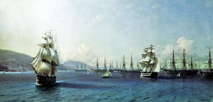 Севастопьская бухта
