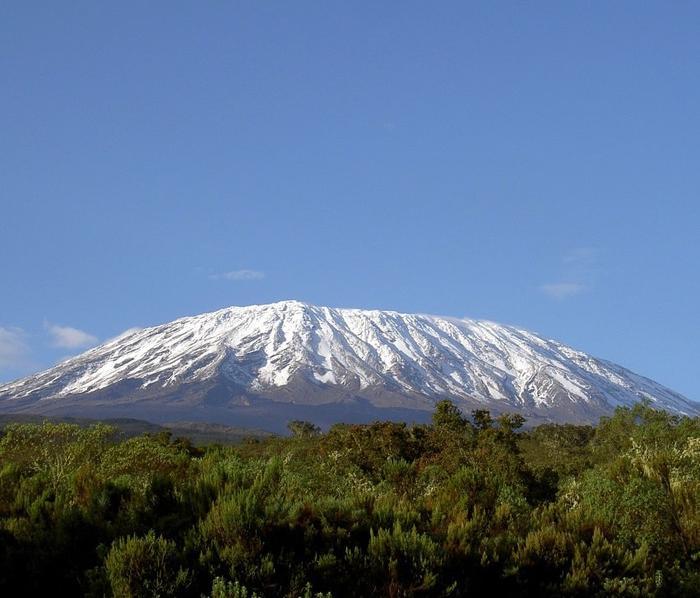 Вулкан Кибо