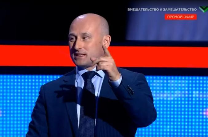 В споре о Конституции мирный Станкевич стал грубо обзываться