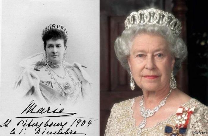 """Сокровища покойной императрицы Марии Федоровны """"нагло украла английская королевская семья, бросив двум сёстрам Николая II жалкие подачки"""""""