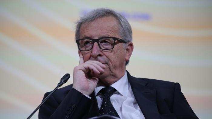 Бывший председатель Еврокомиссии Жан-Клод Юнкер