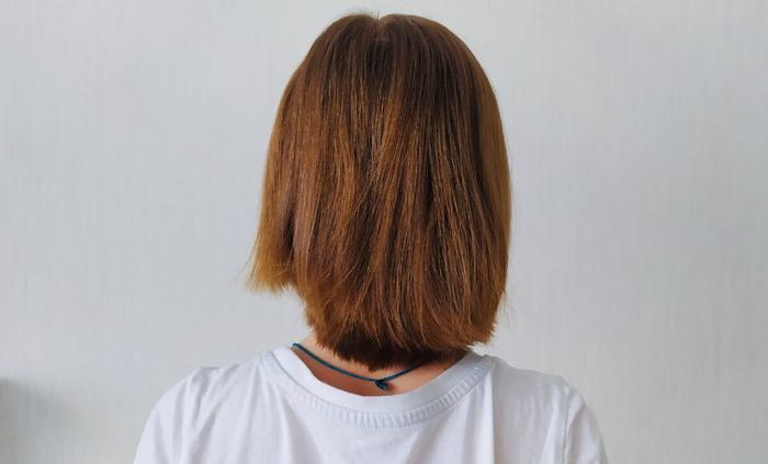 Подростковый бунт. Дочка высказала свой протест и сама себе остригла волосы