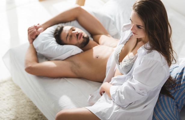 Не испытываю оргазма при мастурбации