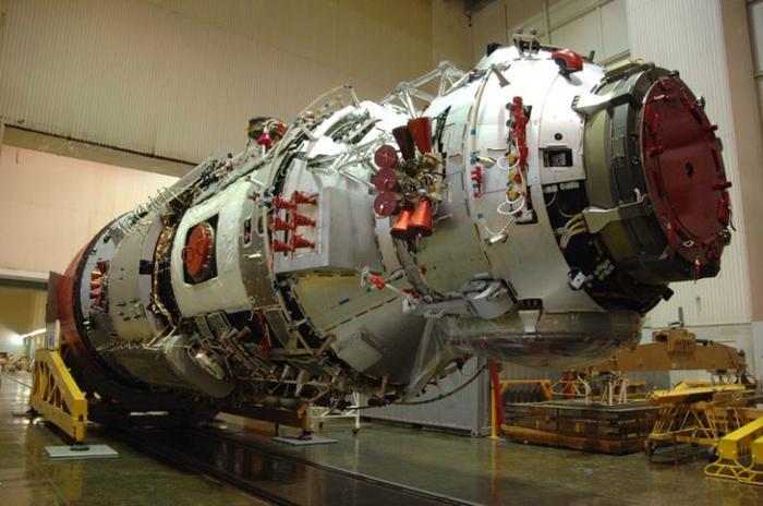 Модуль «Наука» может полететь в космос с оригинальными топливными баками
