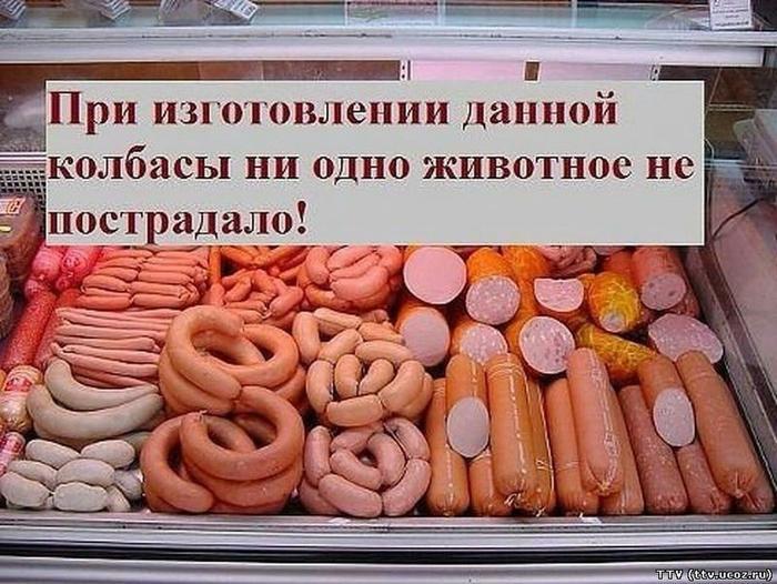 Наша колбаса напичкана трансгенной соей, Мобильная версия