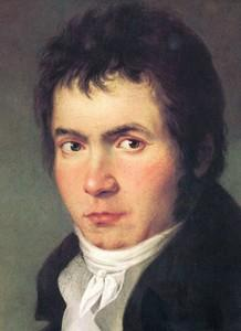 Бетховен в 1804 году
