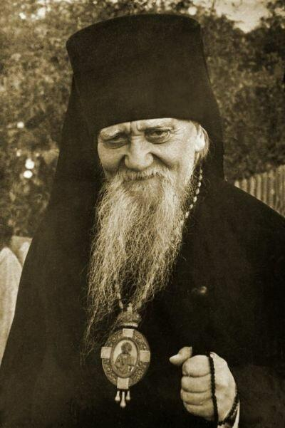 Святитель Афанасий Сахаров (фото из Яндекс Картинки)