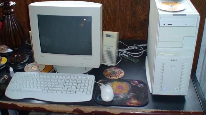 Техника конца 90-х: история в нескольких фотографиях