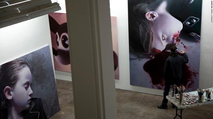 Готфрид Хельнвайн / Gottfried Helnwein