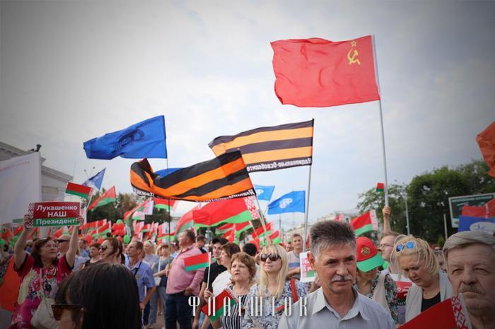 появились ранее запрещенные флаги