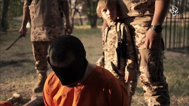 Боевики иг жестоко казнили 200 детей