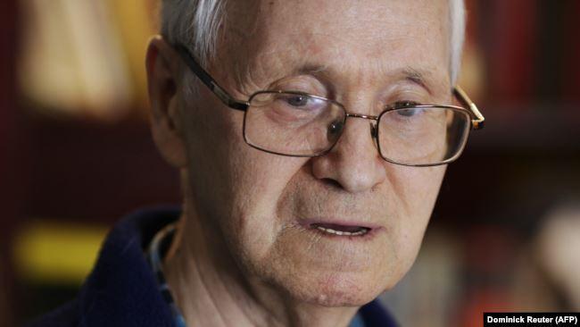 Бывший советский химик Вил Мирзаянов