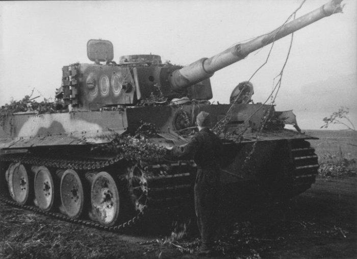 Грозный немецкий «кот», которого боялись танкисты всех фронтов.