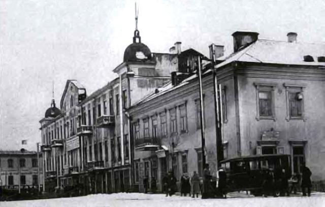 Гостиный двор в Минске. / Фото: www.pikabu.ru