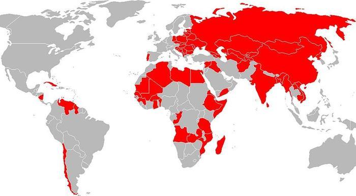 Великая страна СССР,Страны коммунистической ориентации,социалистического лагеря,соцлагерь