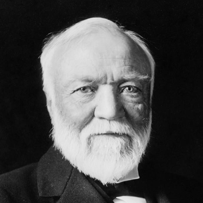 """the andrew carnegie dictum The carnegie medal follows the dictum of andrew carnegie, who believed """"that the person who dies rich dies disgraced"""" vartan gregorian, president of the carnegie corp, of new york, praised the lenfests' exhaustive generosity and also their modesty, integrity and consistency in giving over the years."""