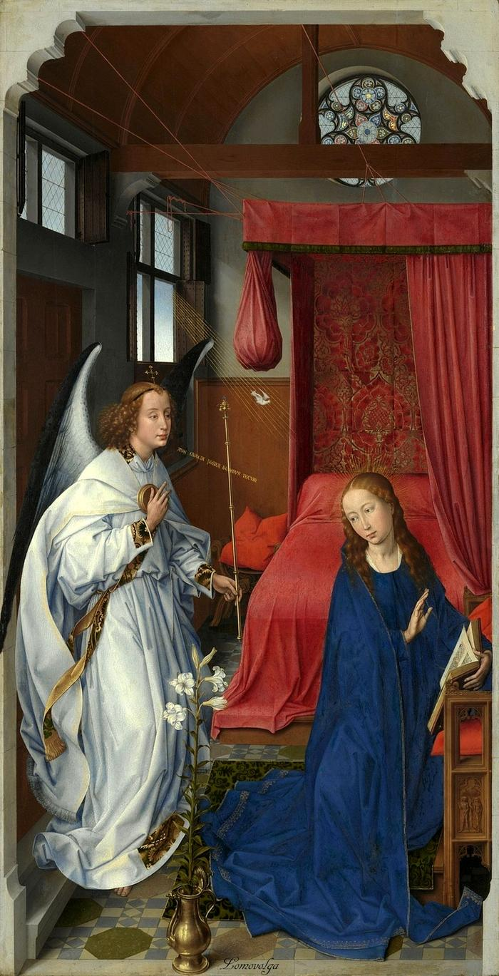 the annunciation explored through the era of The appearance of this kind of annunciation will be understood not through a mechanical comparison with earlier and contemporary theological writings or works of art, but by trying to reconstruct the modalities of circulation of theological concepts between east and west in the period of the iconoclastic controversy, by identifying the textual.