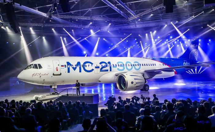 МС-21: начало большого пути первого российского пассажирского лайнера »  Экономическое обозрение