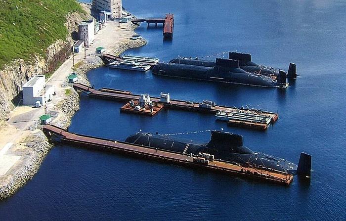Куда пропали 5 из 6 советских подводных монстров проекта  Акула ?