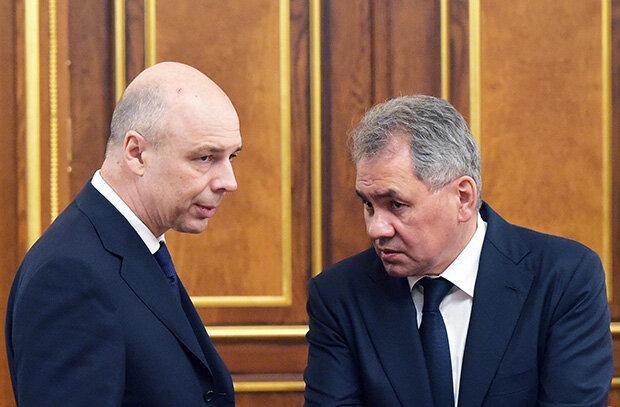 Шойгу против Силуанова: идею Минфина о сокращении армии назвали неприемлемой