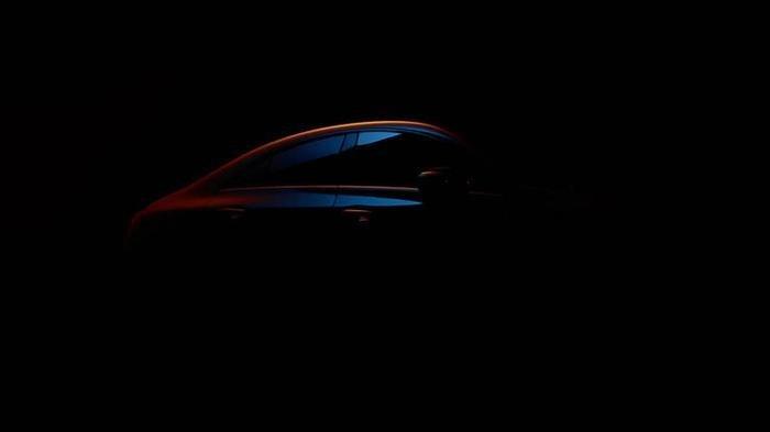 CES Mercedes CLA teaser