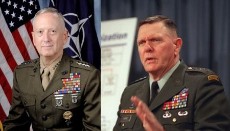 Мэттис уходит из Пентагона. США уходят везде. Подготовка к глобальному катаклизму и к мировой войне?